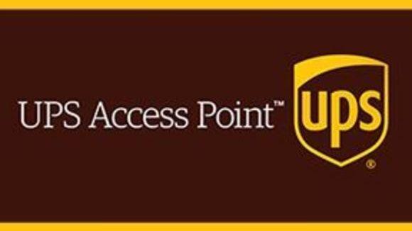 UPS Abgabestelle
